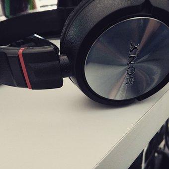 Hearing Aids, Headband, Sound, Music, Sony