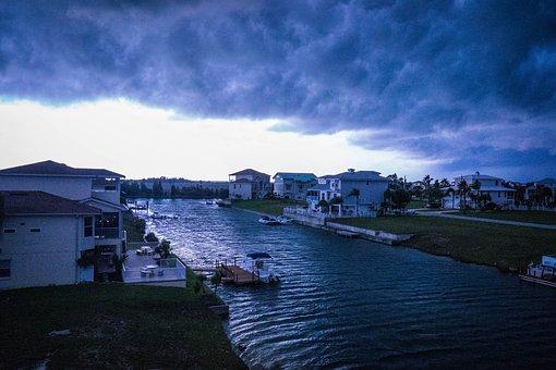 Storm, Florida, Clouds, Nature, Weather, Landscape