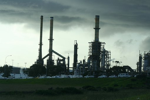 Refinery, Petroleum, Oil, Industry, Plant, Factory