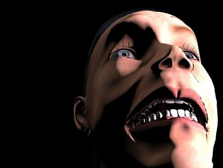 Face, Portrait, Close Up, Features, Facial, Expressive