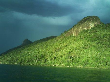 Saco Do Mamanguá, Mamanguá, Brazilian Fjord, Paraty
