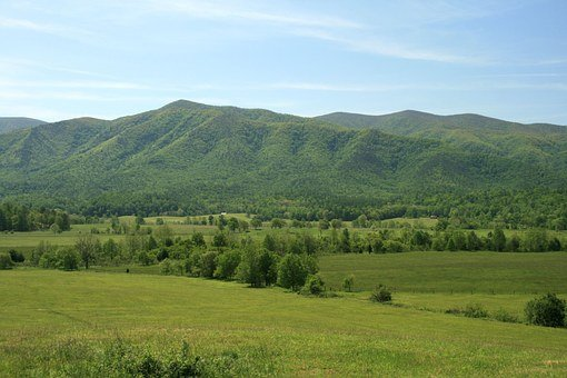 Tennessee, Smoky Mountains, Landscape, Smokies