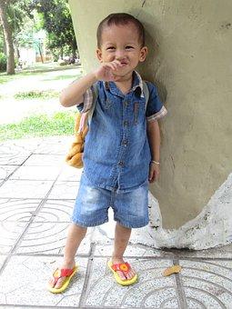 The Son, Kiddy, The Child, Little, Cute, Do Harmonies