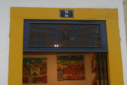 Parati, Brazil, Architeture, Color, Place, Tourism