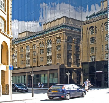 London, Ctiy, Building