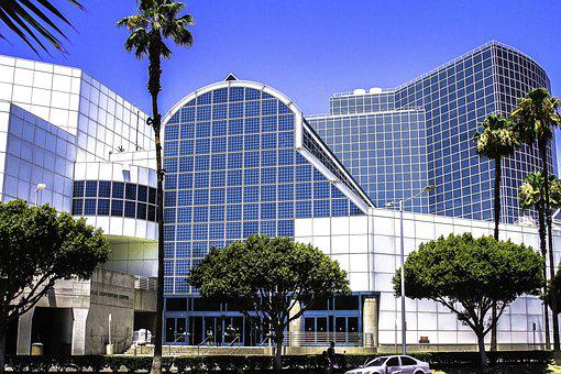 Los Angeles, Convention, Center, California, City
