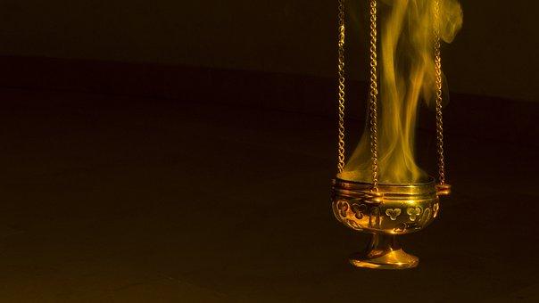 Smoke, Smell, Burn, Worship, Liturgy, Christian