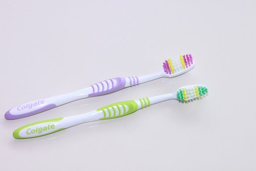 Colgate, Colored, Dental, Hygiene, Oral, Teeth