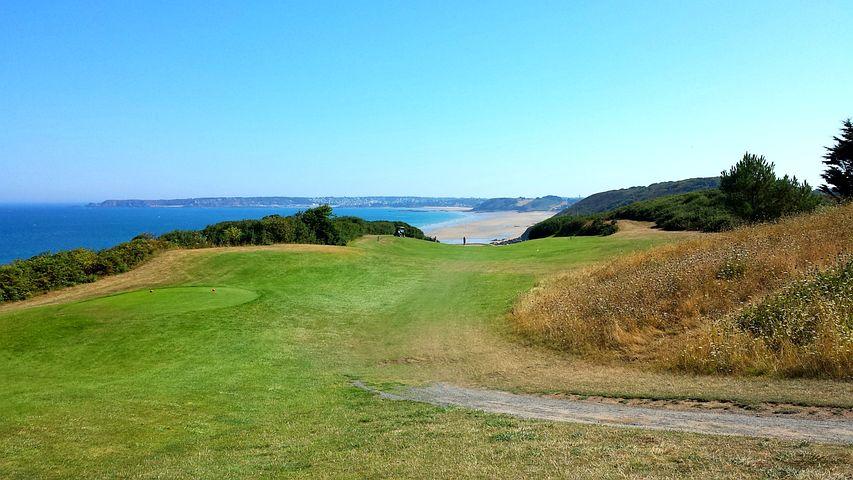 Golf, Departure, Brittany, Cote D'armor, Côtes D'armor