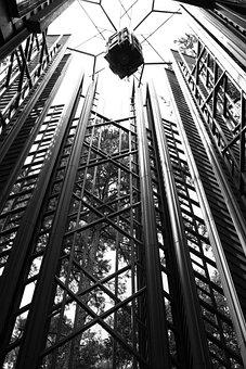 Geometric, Garvan Botanical Gardens, Bell Tower, Design