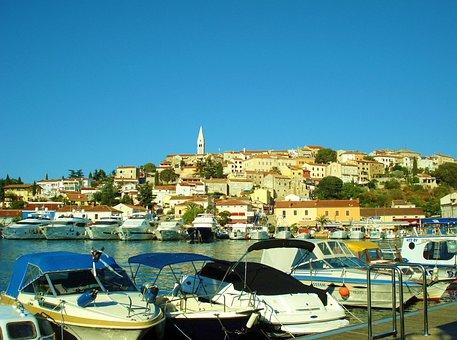 Vrsar, Holiday, Paradise, Summer, Istria, Croatia