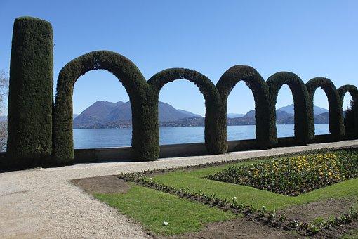 Lago Maggiore, Villa Pallavicino, Stresa, Italy