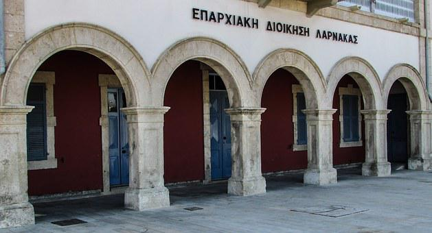 Cyprus, Larnaca, Administration