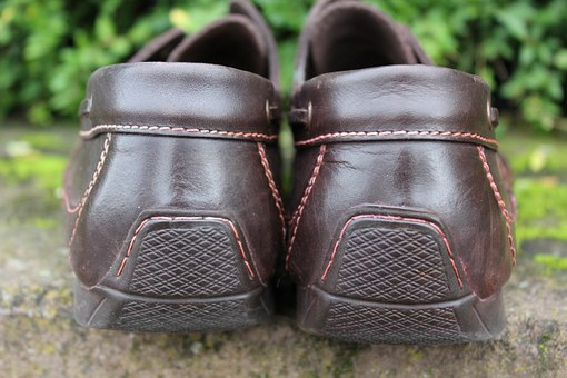 Leather Shoes, Shoes, Fashionable, Men's Shoes