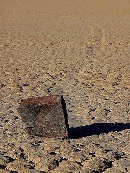 Mud, Sliding, Beach, Racetrack, Stones, Rock