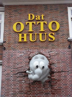 Otto, Waalkes, Otto Waalkes, Lindros88, Elephant