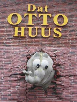 Otto, Lindros88, Otto Waalkes, Cartoon Character