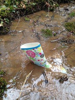 Water Macdonald, Rain, Boots, Rubber Boots, Footprints