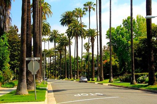 Streets, Los Angeles, California