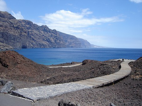 Tenerife, Tenno, Los Gigantes