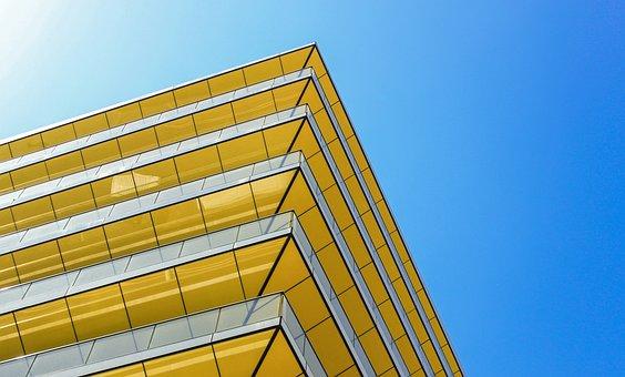 London, Architecture, Building, Yellow, United Kingdom