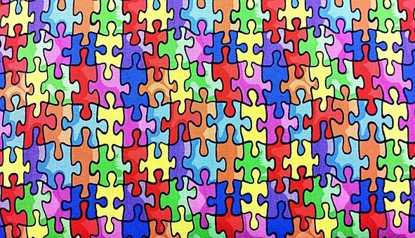 Colorful, Colors, Puzzle, Design, Creative, Rainbow