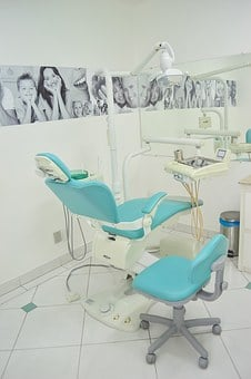 Dentist, Dental Office, Dental Chair