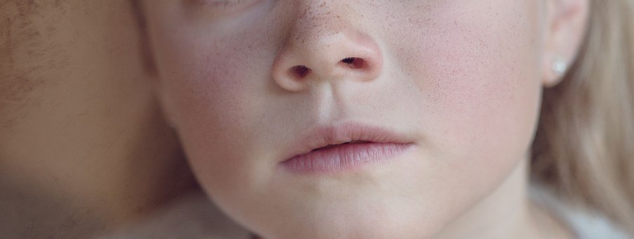 Face, Girl, Nose, Mouth, Cheeks, Close, Close Up