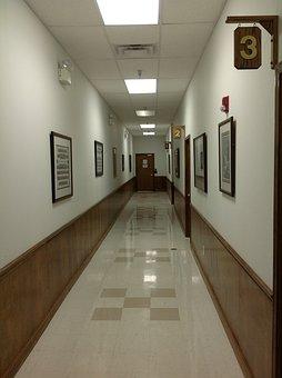 Greene County, Domestic Relations, Xenia, Hallway