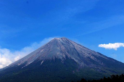 Gunung Semeru, Lumajang, East Java, Java, Indonesia