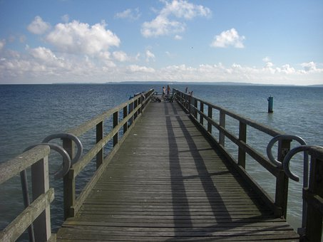 Web, Away, Holiday, Roma Table, Walk, Sea, Ocean, Rest