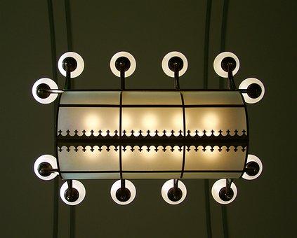 Chandelier, Lamp, Lighting Body