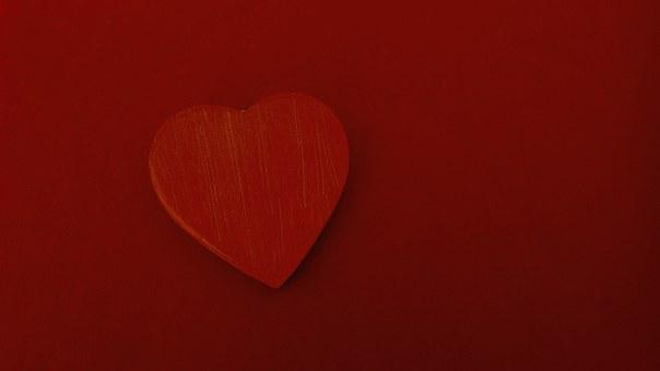Heart, Red, Love, Valentines Day, Romance, Romantic