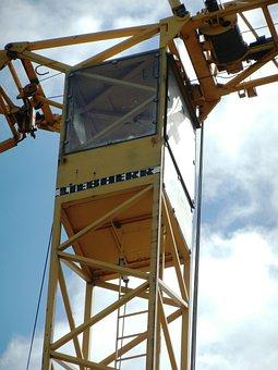 The Lift, Scaffolding, Machine, Building