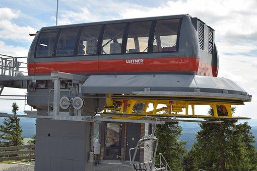 Mountain Station, Mountains, Highlands, Braunlage