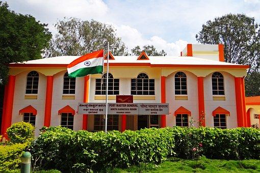 Flag, Tricolour, India, National Flag, Hoisted