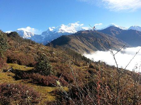Nature, Nepal Beauty, Adventure, Mountain