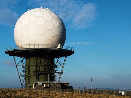 Clee, Hill, Radio, Transmitter, Shropshire, Uk