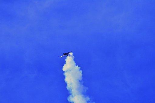 Air Show, Airplane, Show, Flying, Skill, Aerobatic