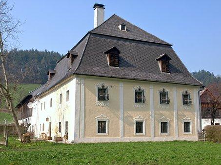 Ybbsitz, Altes Pfannenschmiedehaus, Manor, Historic