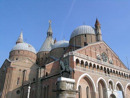 Church S Antonio, Veneto, Italy, Padova, Church