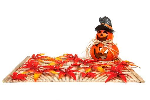 Autumn, Decoration, Fall, Funny, Halloween, Head