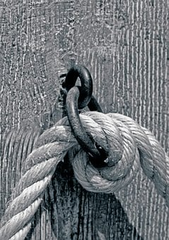Rope, Hook, Force, Dew, Containing, World, Crisis