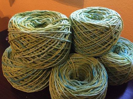 Yarn, Handmade, Fiber, Craft, Wool, Ball, Hobby