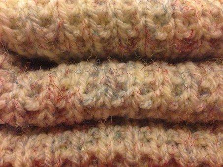 Knitted, Knitting, Wool, Yarn, Woolen, Woollen