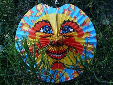 Lampignon, Lantern, Face, Laugh, Festival, Celebration