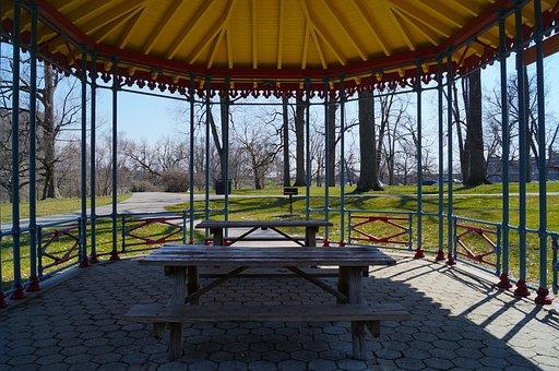 Druid Hill Park, Baltimore, Park, Wildlife, Nature