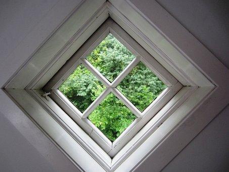 Window, Peephole, Niels Bugge's Hotel