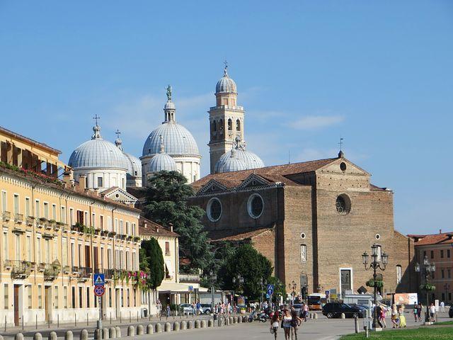 Talie, Padua, Basilica, Saint-antoine, Place, Prato