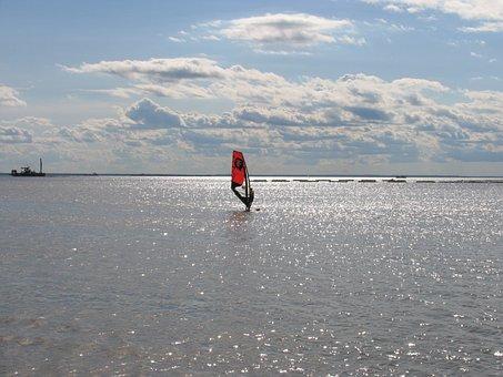 Water, Surfer, Th, St Petersburg Russia